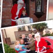 Santa's Visit 2013